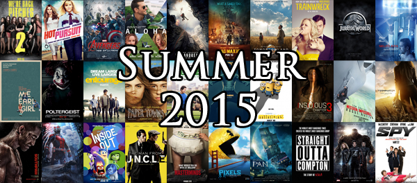 Summer Movies 2015 | The Chase